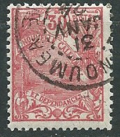 Nouvelle Calédonie  - Yvert N° 118 Oblitéré   -  Ava213017 - New Caledonia