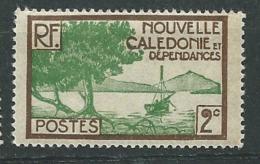 Nouvelle Calédonie  - Yvert N° 140 **   -  Ava213019 - New Caledonia