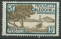 Nouvelle Calédonie  - Yvert N° 142 *   -  Ava213022 - New Caledonia