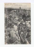 Langres à Vol D'oiseau. Vue Du Haut Des Tours De La Cathédrale. (3062) - Langres