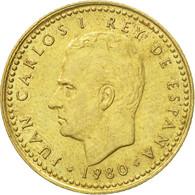 Monnaie, Espagne, Juan Carlos I, Peseta, 1980, TB+, Aluminum-Bronze, KM:816 - [ 5] 1949-… : Royaume