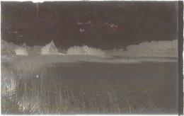 Dépt 80 - SAILLY-LE-SEC - PLAQUE De VERRE (négatif Photo Noir & Blanc, Cliché R. Lelong) - Les MARAIS - France