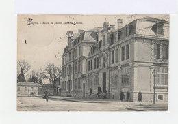 Langres. Ecole De Jeunes Filles. Crèche. (3063) - Langres