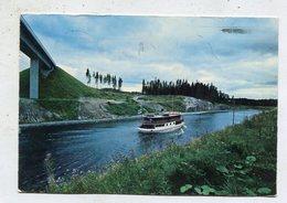 FINLAND - AK 330879 Nuijamaa - The Saimaa Canal - Finland