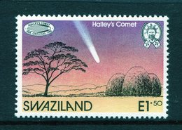 Swaziland 1986 Appearance Of Halley's Comet MNH (SG 499) - Swaziland (1968-...)