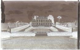 Dépt 80 - PROYART - PLAQUE De VERRE (négatif Photo Noir & Blanc, Cliché R. Lelong) - Le CHÂTEAU - France
