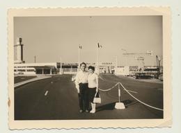 Couple à Ostende 1961 Photo Originale - Anonymous Persons