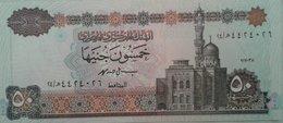50 Pound Egypt 1998 UNC Perfix # 24 Ismail Hasan (Egypte) (Egitto) (Ägypten) (Egipto) (Egypten)  Africa - Egypte