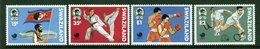 Swaziland 1988 Olympic Games, Seoul Set MNH (SG 545-548) - Swaziland (1968-...)