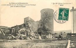 43 ,  Chateau De CHASSIGNOLES , CF * 346 44 - France
