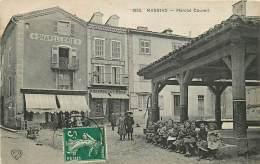 15 , MASSIAC , Marché Couvert , CF * 348 46 - France
