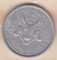 MADAGASCAR - UNION FRANCAISE . 1 FRANC 1948 . ALUMINIUM - Madagascar
