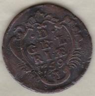 GELDERLAND .1 DUIT 1759. COPPER - [ 1] …-1795 : Former Period