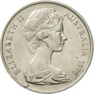 Monnaie, Australie, Elizabeth II, 5 Cents, 1976, SUP, Copper-nickel, KM:64 - Monnaie Décimale (1966-...)