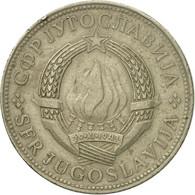 Monnaie, Yougoslavie, 10 Dinara, 1976, TB+, Copper-nickel, KM:62 - Jugoslawien