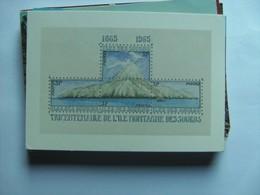 Donald Evens Tricentenaire De L'Ile Montagne Des Sourds - Paintings
