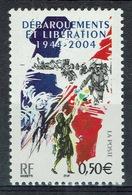 France, French Liberation, World War II, 2004, MNH VF - Francia