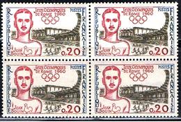 3F 116 // Y&T 1265 X 4  // 1960 - France