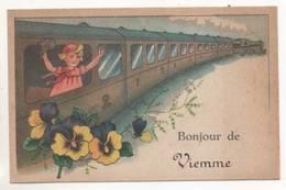 39010   -  Bonjour  De  Viemme - Faimes