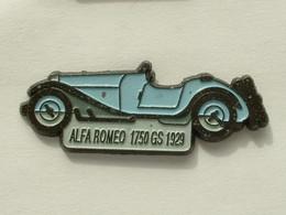 PIN'S ALFA ROMEO 1750 GS 1929 - BLEUE - Alfa Romeo