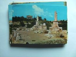 Griekenland Greece Athene Athens Athena The Theseion - Griekenland