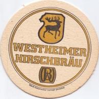 #D219-154 Viltje Westheimer Hirschbräu - Sous-bocks