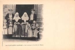 29 - FINISTERE / Plougastel - B293343 - Les Mariages à La Sortie De L'église - - Plougastel-Daoulas