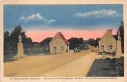 29 - FINISTERE / Plougastel - B293350 - Entrée Du Pont - Plougastel-Daoulas