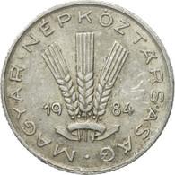 Monnaie, Hongrie, 20 Fillér, 1984, Budapest, TTB, Aluminium, KM:573 - Hungría