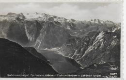 AK 0014  Dachstein Und Hallstättersee Vom Sarstein - Verlag Brandt Um 1942 - Hallstatt