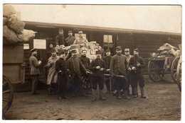 Guerre 14-18 : Camp De Prisonniers : Gefangenenlager 2- Müster 1916 ( Carte - Photo ) - Guerre 1914-18