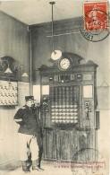 69 ,  Union Des Corps De Sapeurs-Pompiers De La Région Lyonnaise - Appel Au Feu , Telephone , * 352 24 - Lyon