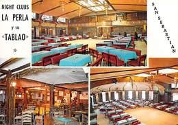 Espagne-País Vasco-Guipúzcoa-San Sebastián-Saint-Sébastien Night Clubs LA PERLA Y Su TABLAO (2) *PRIX FIXE - Guipúzcoa (San Sebastián)