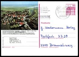 84630) BRD - P 138 - N2/22 - OO Gestempelt - 2949 Wangerland 3 Hooksiel, Ortsansicht - [7] West-Duitsland