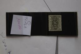 TX 16A Oblitéré Cob: 100,00€ - Postage Due