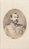 ALEXANDRE II EMPEREUR DE RUSSIE PHOTOGRAPHIE CDV XIXeme RUSSIE RUSSIA FAMILLE ROYALE TSAR - Russie