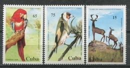 Cuba 1994 / Birds Mammals MNH Vögel Säugetiere Aves Mamíferos / Cu9322  36 - Sin Clasificación