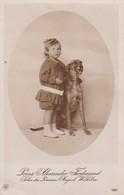 AK Prinz Alexander Ferdinand - Sohn Des Prinzen August Wilhelm - Ca. 1910 (36144) - Königshäuser