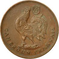 Monnaie, Cameroun, Franc, 1943, Pretoria, SUP, Bronze, KM:5, Lecompte:16 - Cameroon