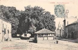 LUDRES - Place Des Marronniers - France
