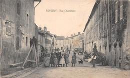 NOMENY - Rue Chambière - Nomeny