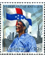 Ref. 286685 * HINGED * - NETHERLANDS ANTILLES. 1960. LABOUR DAY . DIA DEL TRABAJO - Antilles
