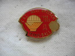 Pin's Des 25 Ans Du Club De Handball CSL Neuf-Brisach  1968 - 1993 - Handball