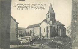 63 , VERGHEAS , L'église , * 358 83 - Autres Communes