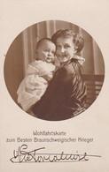 AK Viktoria Luise - Wohlfahrtskarte Zum Besten Braunschweigischer Krieger (36145) - Königshäuser