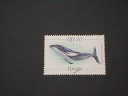 TONGA - 1989 MEGATTERA TS 1,50 - NUOVI(++) - Tonga (1970-...)