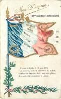 15 , Drapeau- 139 ème Régiment D´Infanterie - Aurillac , * 360 18 - Aurillac