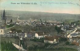 68 ,Wittersdorf , Gruss Aus  , * 360 40 - Autres Communes