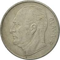 Monnaie, Norvège, Olav V, Krone, 1973, TTB, Copper-nickel, KM:409 - Norvège