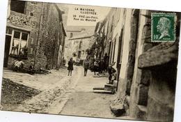 53 La Mayenne Illustrée - PRÉ-EN-PAIL - Rue Du Marché - Animée - Pre En Pail